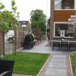 Aanleg tuin en tuinbestrating