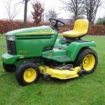 Gras maaien voor grasonderhoud